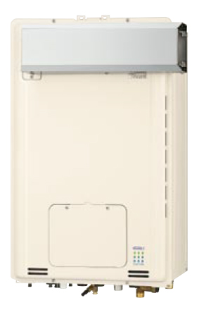 【RUFH-E2405AA(A)】 《TKF》 リンナイ ガス給湯器 24号 ガス給湯器暖房用熱源機 エコジョーズ アルコーブ設置型 フルオートタイプ ωα0