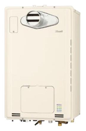 【RUFH-E2405AT(A)】 《TKF》 リンナイ ガス給湯器 24号 ガス給湯器暖房用熱源機 エコジョーズ PS扉内設置型/PS前排気型 フルオートタイプ ωα0