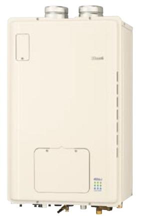 【RUFH-EP2405AF2-3(A)】 《TKF》 リンナイ ガス給湯器 24号 ガス給湯器暖房用熱源機 エコジョーズ PS扉内吸排気延長型 フルオートタイプ ωα0