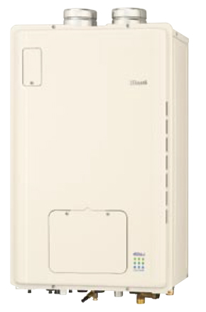 【RUFH-EP2405SAF2-3(A)】 《TKF》 リンナイ ガス給湯器 24号 ガス給湯器暖房用熱源機 エコジョーズ PS扉内吸排気延長型 オートタイプ ωα0