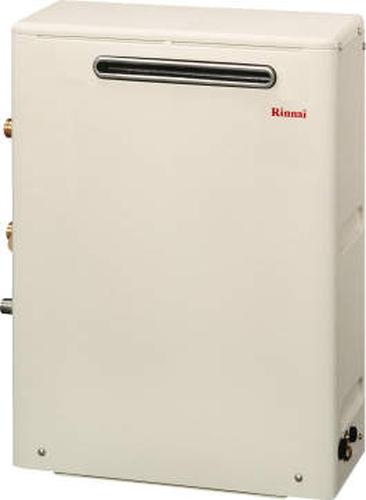 【RUX-A1603G】 《TKF》 リンナイ ガス給湯器 16号 給湯専用 給湯給水接続20Aタイプ 屋外据置型 ωβ0