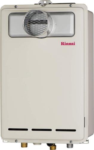 【RUX-A1603T-L】 《TKF》 リンナイ ガス給湯器 16号 給湯専用 給湯給水接続20Aタイプ PS扉内設置/PS延長前排気型 ωβ0