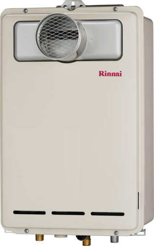 【RUX-A2003T-L】 《TKF》 リンナイ ガス給湯器 20号 給湯専用 給湯給水接続20Aタイプ PS扉内設置/PS延長前排気型 ωβ0
