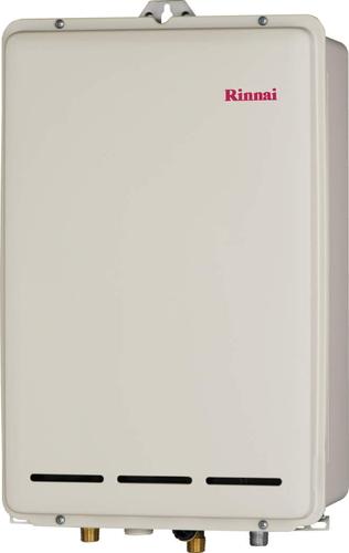 【RUX-A2013B】 《TKF》 リンナイ ガス給湯器 20号 給湯専用 給湯給水接続15Aタイプ PS扉内後方設置型 ωβ0