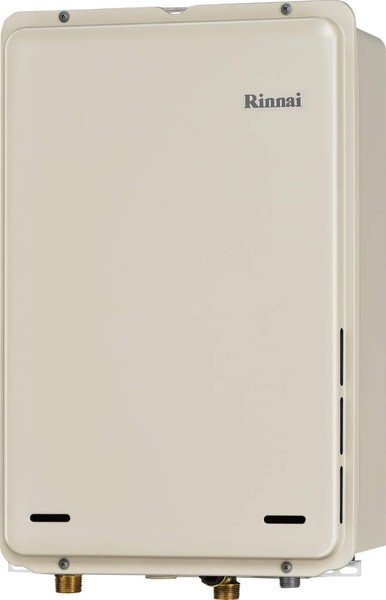 【RUX-A1605B】 《TKF》 リンナイ ガス給湯器 16号 給湯専用 PS扉内後方設置型 〔旧品番:RUX-A1601B,RUX-A1611B〕 ωβ0