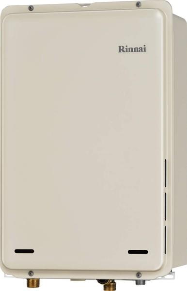 RUX-A1605B-E 《TKF》 リンナイ 給湯専用ガス給湯器 PS扉内後方排気型 売却 ωα0 大人気 16号 従来型