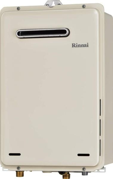 【RUX-A1605W】 《TKF》 リンナイ ガス給湯器 16号 給湯専用 屋外壁掛型 〔旧品番:RUX-A1601W,RUX-A1611W〕 ωβ0