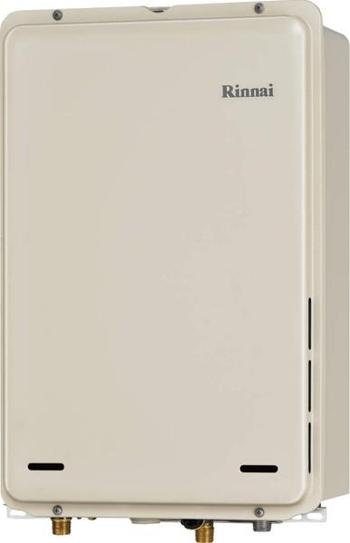 【RUX-A1616B-E】 《TKF》 リンナイ ガス給湯器 16号 給湯専用 PS扉内後方設置型 〔旧品番:RUX-A1610B-E〕 ωβ0
