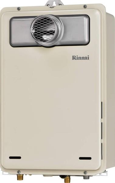 【RUX-A1616T-E】 《TKF》 リンナイ ガス給湯器 16号 給湯専用 PS扉内設置/PS前排気型 〔旧品番:RUX-A1610T-E〕 ωβ0