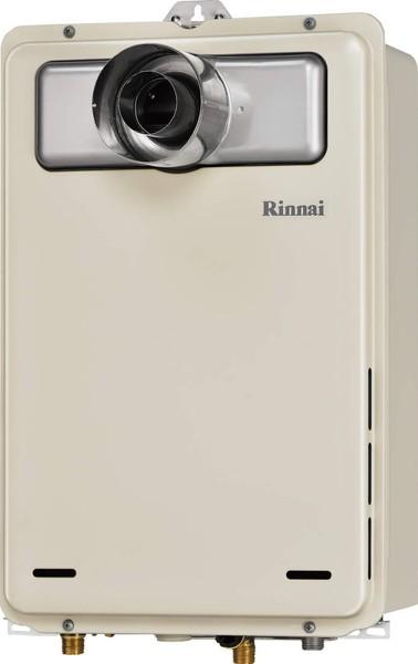 【RUX-A2015T-L-E】 《TKF》 リンナイ 給湯専用ガス給湯器 20号 PS扉内設置型/延長前排気 従来型 ωα0
