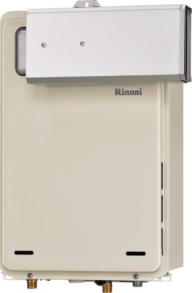 【RUX-A2016A-E】 《TKF》 リンナイ ガス給湯器 20号 給湯専用 アルコーブ設置型 〔旧品番:RUX-A2010A-E〕 ωβ0