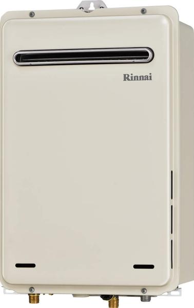 【RUX-A2416W】 《TKF》 リンナイ ガス給湯器 24号 給湯専用 屋外壁掛型 〔旧品番:RUX-A2410W〕 ωβ0