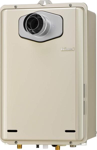 【RUX-E2016T-L】 《TKF》 リンナイ 給湯専用給湯器 エコジョーズ 20号 PS扉内設置型/PS延長前排気型 ωα0