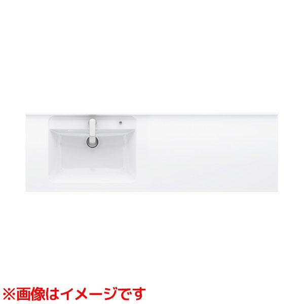 【XGQC17D5HJ◯(L/R)□】 《TKF》 パナソニック シーライン D530ベース ワイドカウンタータイプ 幅1700mm 引出し マルチシングルレバー洗面 エコカチットあり ωκ0