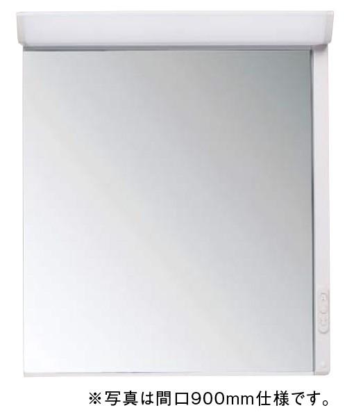 【LPAM-091LHA】 《TKF》 ノーリツ 洗面化粧台 ソフィニア ミラーキャビネット 900mm幅 ワイド1面鏡 ωμ1