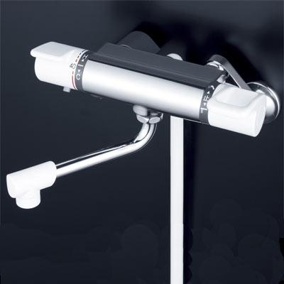 【KF880】 《TKF》 KVK サーモスタット混合水栓 壁 サーモスタット式シャワー ωζ0