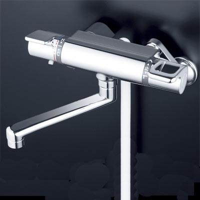 【KF880WTS2】 《TKF》 KVK サーモスタット式シャワーフルメッキワンストップシャワーヘッド付 ωζ0