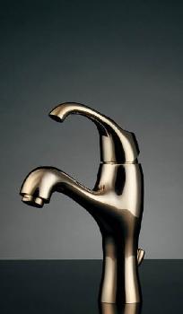 【183-100-CG】 《TKF》 カクダイ シングルレバー混合栓(クリアブラス) ωσ0