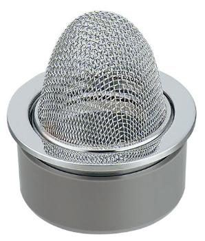 【400-239-75】 《TKF》 カクダイ 山型防虫目皿 ωσ0