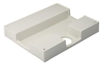 【426-410】 《TKF》 カクダイ 洗濯機用防水パン ωσ0