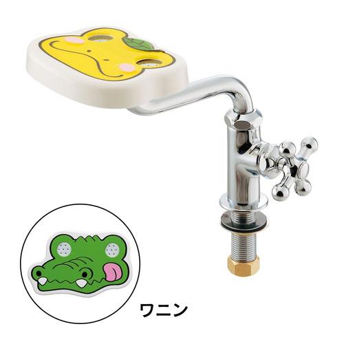 710-071 《TKF》 カクダイ 大幅値下げランキング 現品 立形洗眼水栓 ωσ0