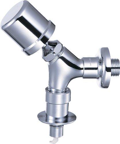 【Y143UCTV2-1-13】 《TKF》 三栄水栓 SANEI 水撃低減洗濯機用送り座水栓 ωθ0