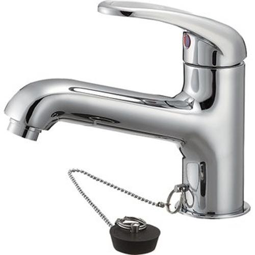 【K4710JV-13】 《TKF》 三栄水栓 SANEI シングルワンホール洗面混合栓 ωθ0