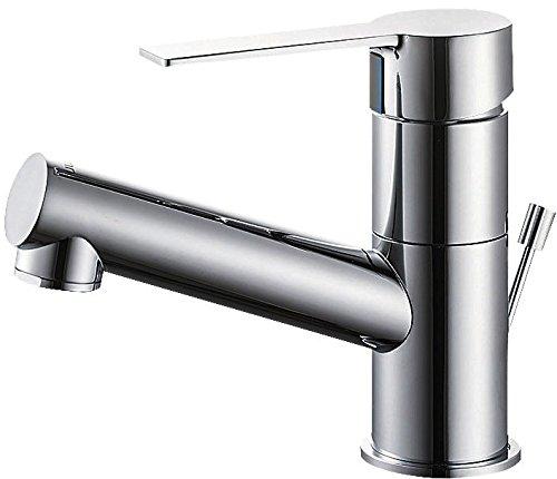 【K475PJVZ-1-13】 《TKF》 三栄水栓 SANEI シングルワンホール洗面混合栓 ωθ0