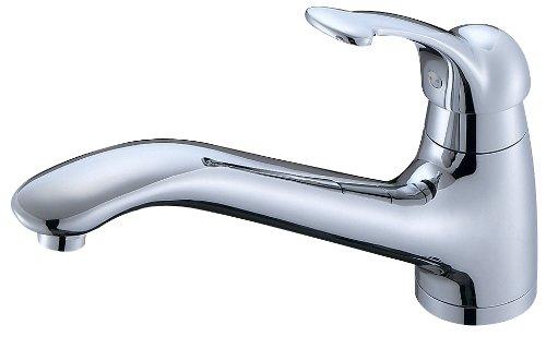 【K87710JK-13】 《TKF》 三栄水栓 SANEI シングルワンホール混合栓 ωθ0