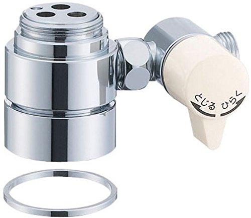 【B98-3A】 《TKF》 三栄水栓 SANEI シングル混合栓用分岐アダプター ωθ0