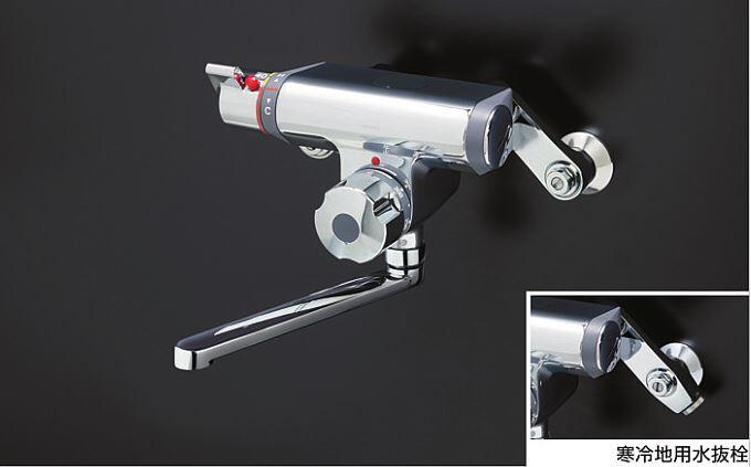【TMF47ARR】 《TKF》 TOTO 定量止水式壁付サーモスタット水栓 ωγ0