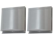 【P-100VSSQ5】 《TKF》 三菱電機 ロスナイシステム部材 2パイプ・ダクト用専用 防音用フード(ステンレス製・防虫網付) ωβ0
