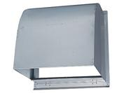 【P-25CVSD4】 《TKF》 三菱電機 標準換気扇システム部材 ステンレス製防火ダンパー付ウェザーカバー(防火型) ωβ0