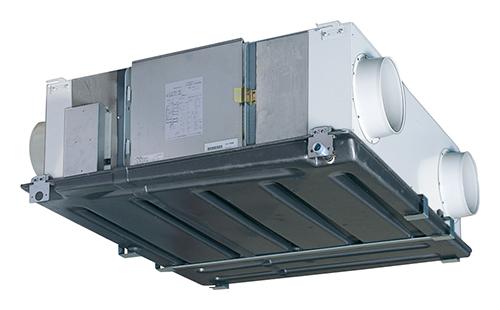 【LGH-N100RHP】 《TKF》 三菱電機 業務用ロスナイ 耐湿形 顕熱交換タイプ ωτ0