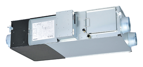 【LGH-N25RKX2D】 《TKF》 三菱電機 業務用ロスナイ 天井埋込形 加湿付マイコンタイプ ωβ0