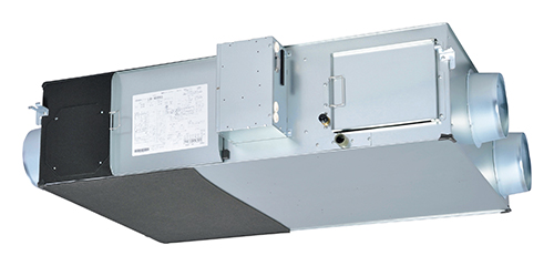 【LGH-N50RKX2D】 《TKF》 三菱電機 業務用ロスナイ 天井埋込形 加湿付マイコンタイプ ωτ0