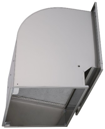 【QW-25SCFM】 《TKF》 三菱電機 有圧換気扇用ウェザーカバー ωτ0
