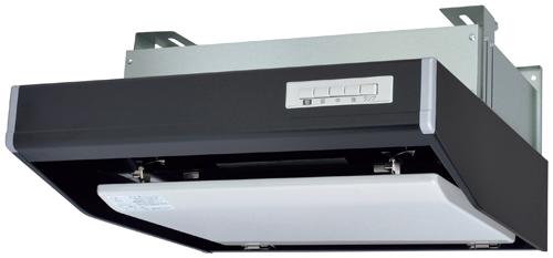 【V-602SHL2-BLR-B】 《TKF》 三菱電機 フラットフード形レンジフードファン(60cm幅) ωτ0