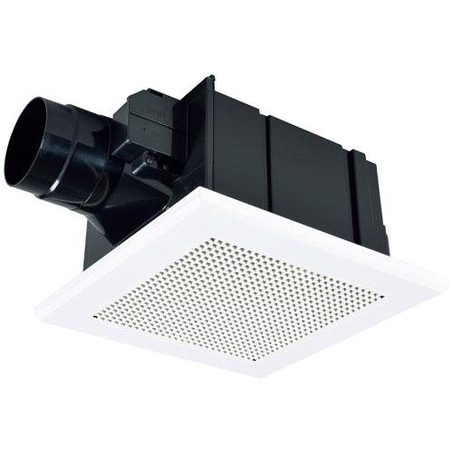 【VD-15ZCD12】 《TKF》 三菱電機 ダクト用換気扇 天井埋込形 低騒音(電気式シャッター付)形 ωτ0