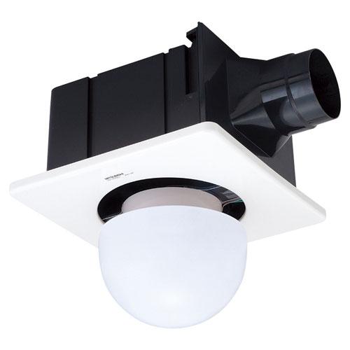 【VD-15ZSL12】 《TKF》 三菱電機 ダクト用換気扇 天井埋込形 低騒音(照明器取付形)形 ωτ0