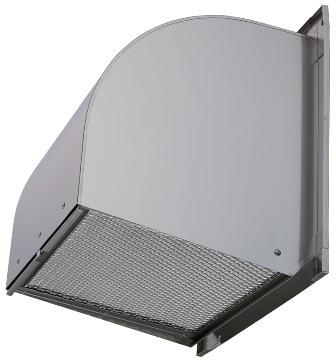 【W-60SBFM】 《TKF》 三菱電機 有圧換気扇用ウェザーカバー ωτ0