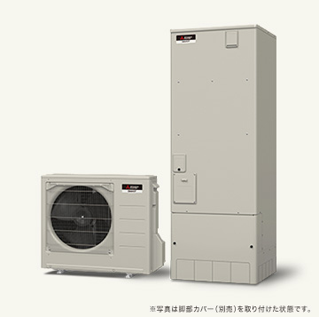 【SRT-N372】 《TKF》 三菱電機 エコキュート Aシリーズ 給湯専用 角型 一般地仕様 ωβ1
