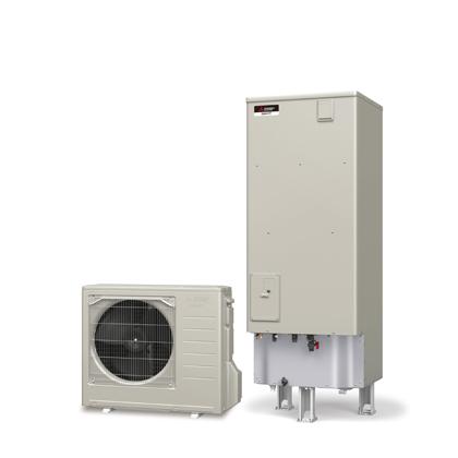 【SRT-N374】 《TKF》 三菱電機 エコキュート Aシリーズ 370L 角型 一般地 給湯専用 〔旧品番:SRT-N373〕 ωβ0