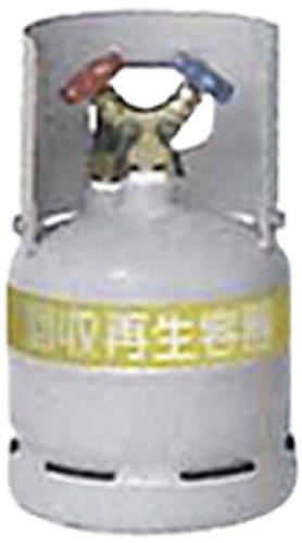 【TF090】 《TKF》 アサダ 無記名回収ボンベ(6L)フロートセンサー付 ωο0
