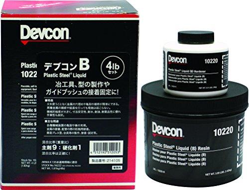 【DV10220】 《TKF》 ITWPP&Fジャパン デブコン金属補修B4LB(1.8kg) ωο0