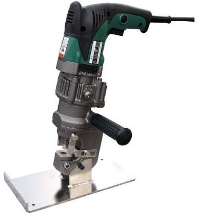 大流行中! ωο0:住宅設備機器 tkfront 《TKF》 電動油圧パンチャー 【EP-1506S】 IKK-DIY・工具