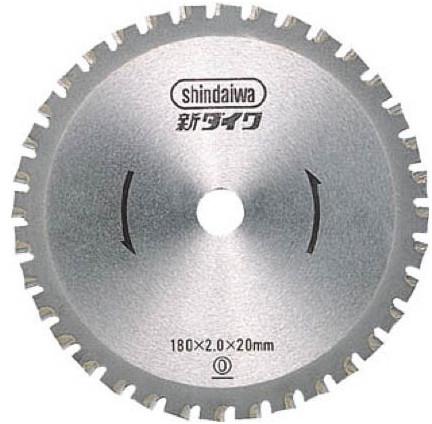 【CT180-36FOC】 《TKF》 やまびこ産業機械 防塵カッター用替刃 ωο0