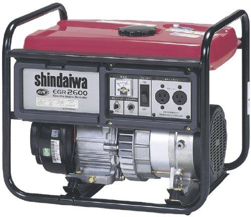 【EGR2600-A】 《TKF》 やまびこ産業機械 発電機(50Hz) ωο0