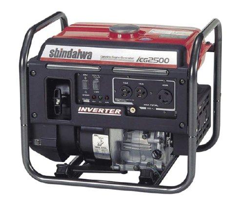 【IEG2500】 《TKF》 やまびこ産業機械 発電機インバータ(低騒音型) ωο0