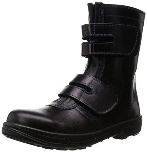 【8538黒-23.5】 《TKF》 シモン 安全靴 トリセオ ωο0
